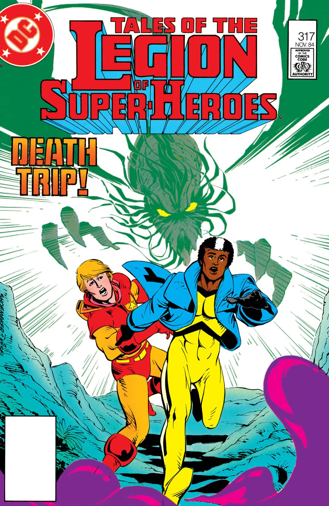 Tales of the Legion of Super-Heroes (1984-1989) #317