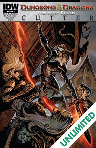 Dungeons & Dragons: Cutter #3 (of 5)