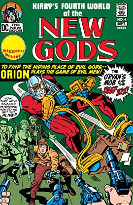 The New Gods (1971-1978) #4
