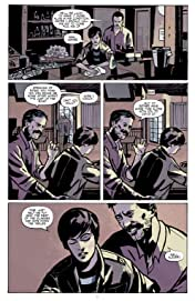 Joe Hill's Thumbprint #1 (of 3)