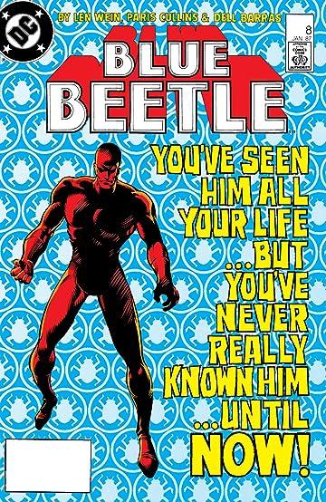 Blue Beetle (1986-1988) #8