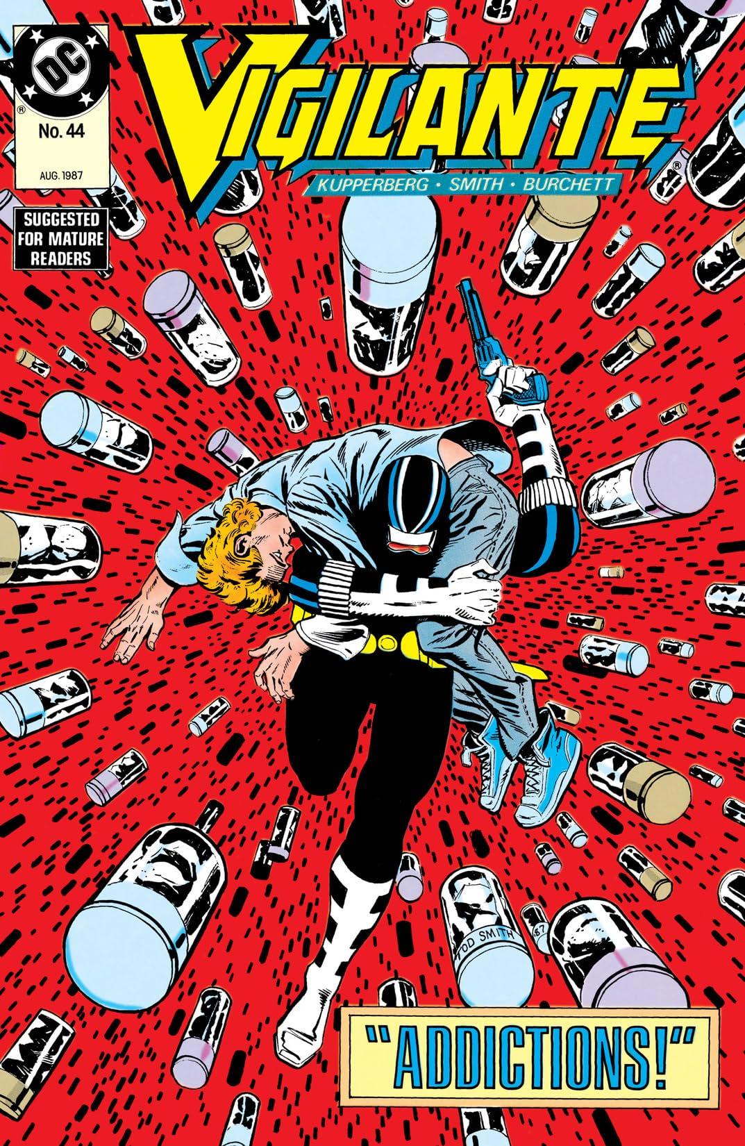 Vigilante (1983-1988) #44