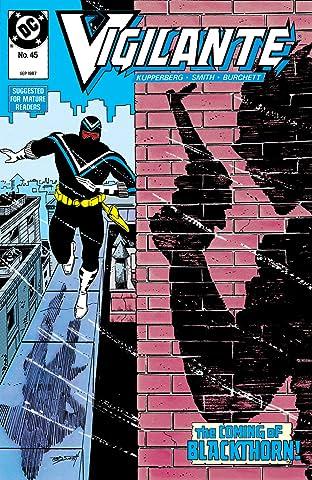 Vigilante (1983-1988) #45