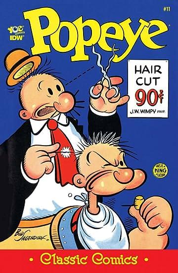Popeye Classics #11