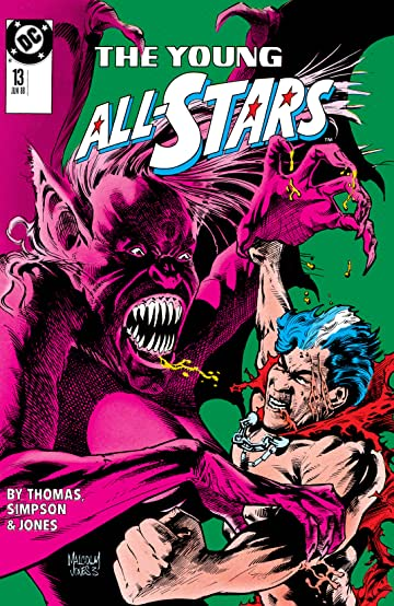 Young All-Stars (1987-1989) #13