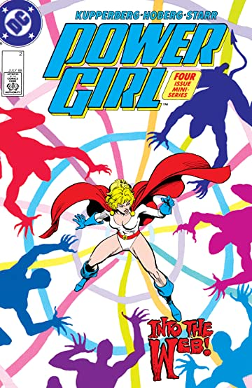 Power Girl (1988) #2