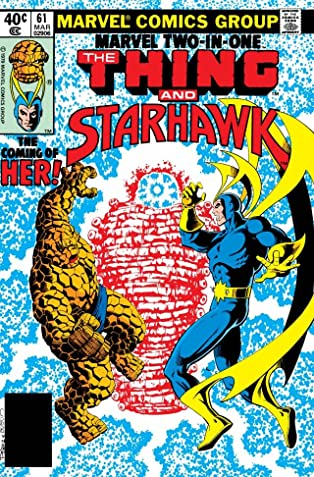 Marvel Two-In-One (1974-1983) #61