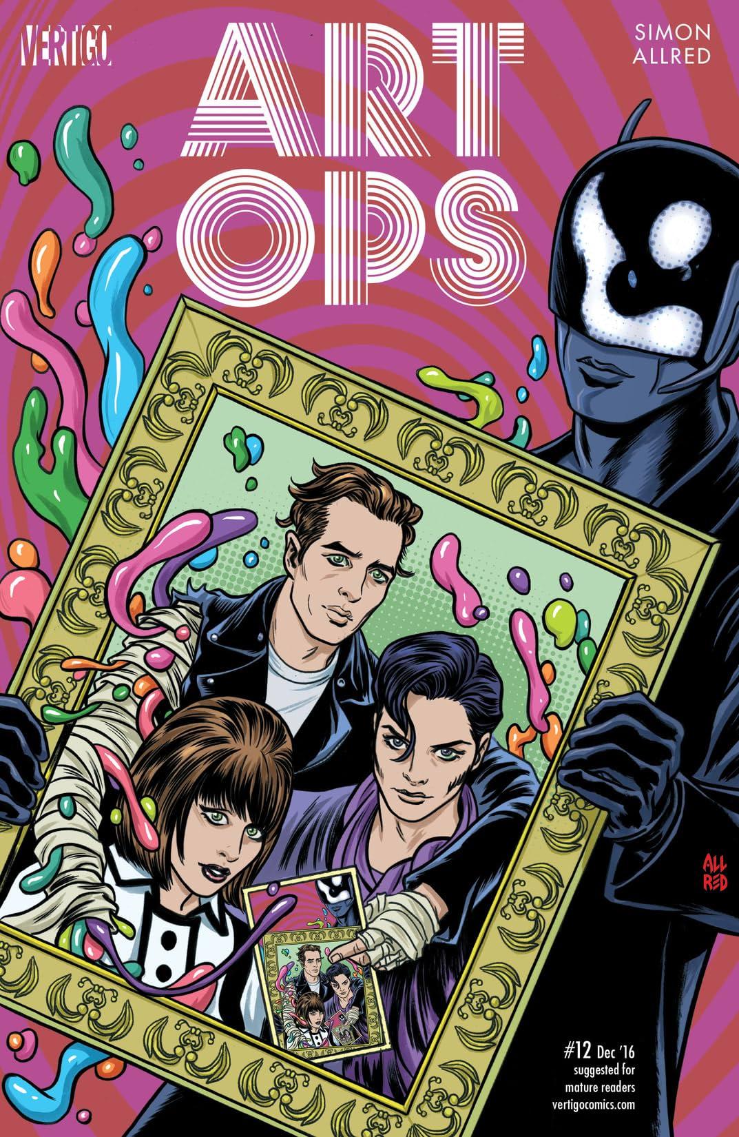 Art Ops (2015-2016) #12