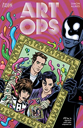 Art Ops (2015-2016) No.12