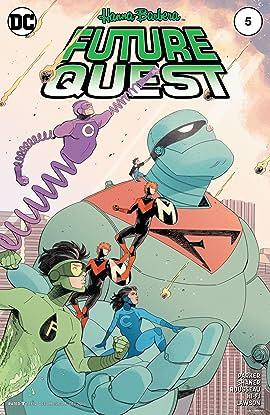 Future Quest (2016-2017) #5