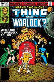 Marvel Two-In-One (1974-1983) #63