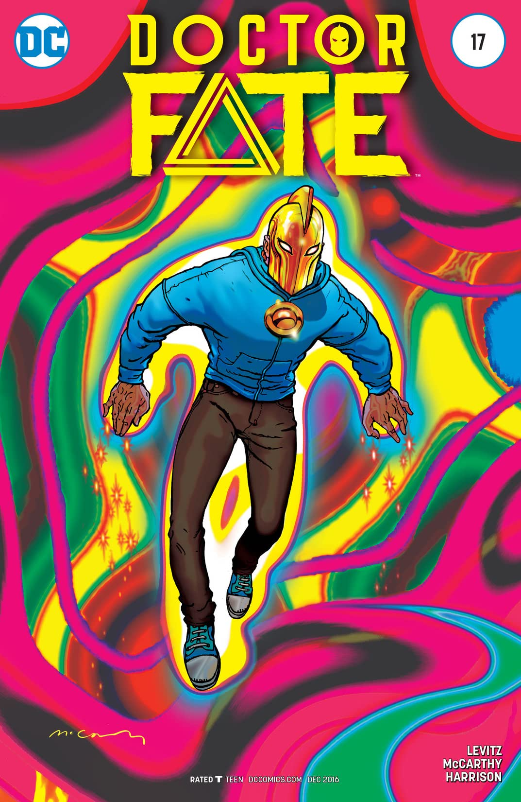 Doctor Fate (2015-2016) #17