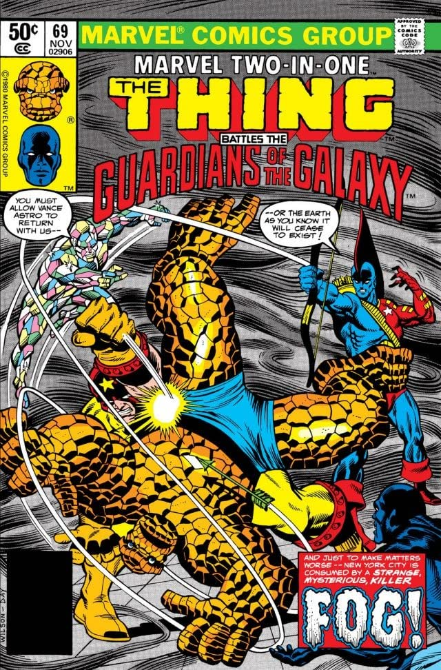 Marvel Two-In-One (1974-1983) #69