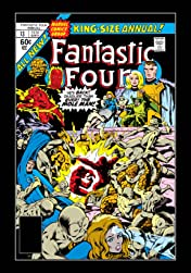 Fantastic Four (1961-1998) Annual #13