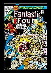 Fantastic Four (1961-1998) Annual #13