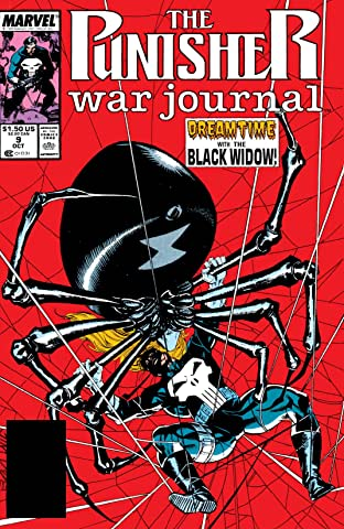 Punisher War Journal (1988-1995) #9