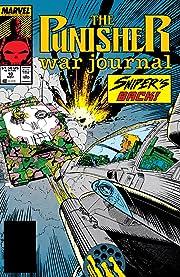 Punisher War Journal (1988-1995) #10
