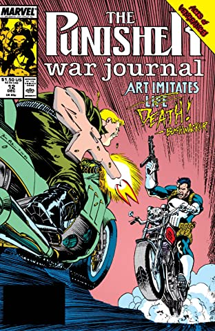 Punisher War Journal (1988-1995) #12