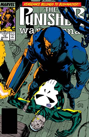 Punisher War Journal (1988-1995) #13