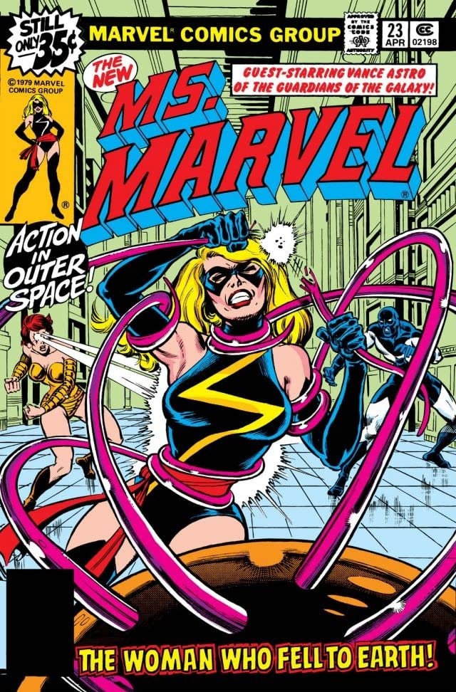 Ms. Marvel (1977-1979) #23