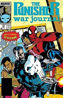 Punisher War Journal (1988-1995) #14