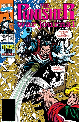 Punisher War Journal (1988-1995) #16