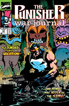 Punisher War Journal (1988-1995) #17