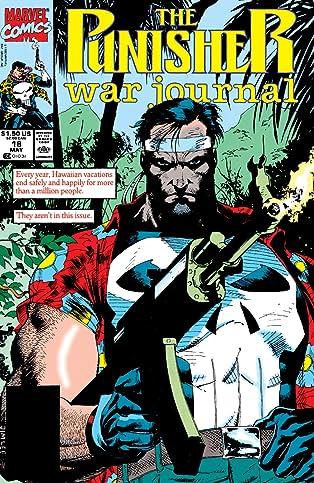 Punisher War Journal (1988-1995) #18