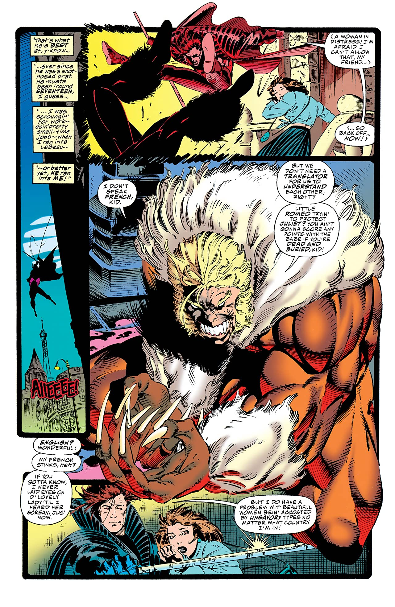 X-Men (1991-2001) #33