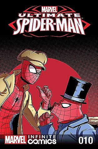 Ultimate Spider-Man Infinite Comic (2016) #10