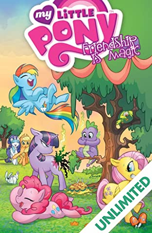 my little pony friendship is magic digital comics comics by