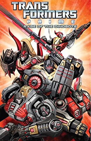 Transformers: Prime - Rage of the Dinobots