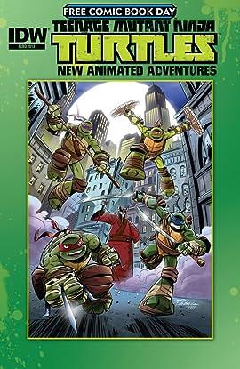 Teenage Mutant Ninja Turtles: FCBD Special