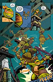 Teenage Mutant Ninja Turtles: FCBD Special