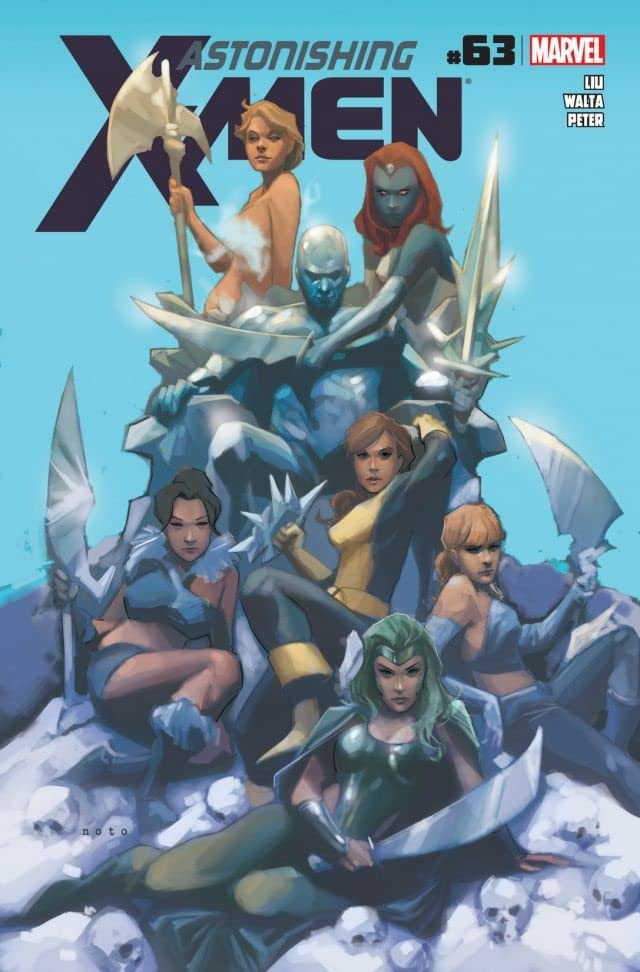 Astonishing X-Men (2004-2013) #63