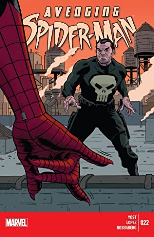 Avenging Spider-Man (2011-2013) #22
