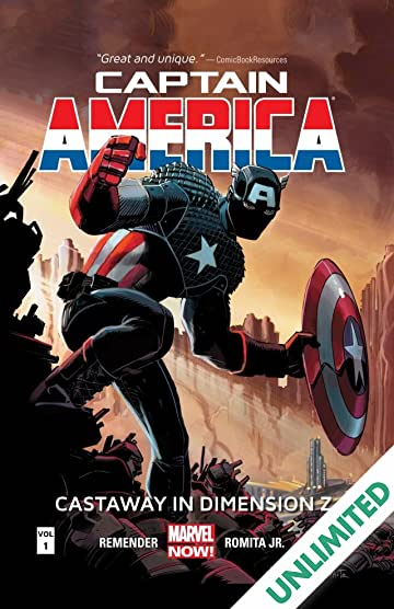 Captain America Vol. 1: Castaway In Dimension Z
