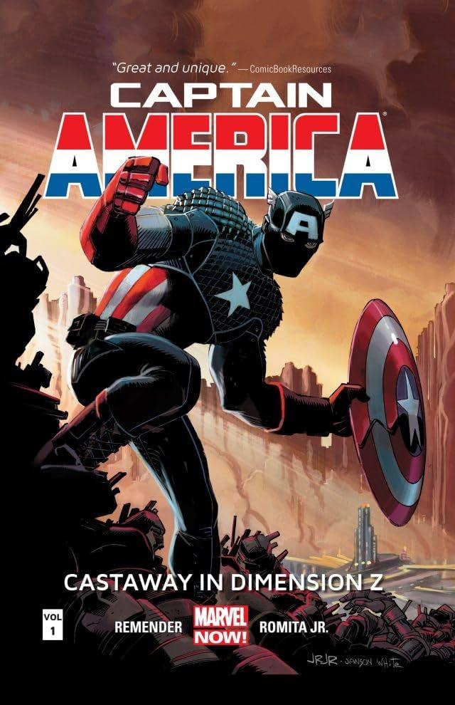 Captain America Vol. 1: Castaway In Dimension Z