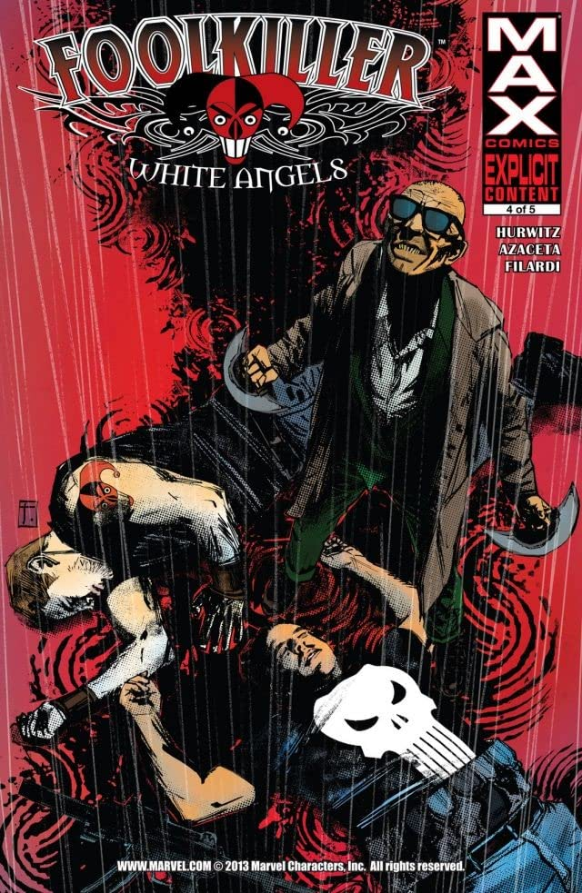 Foolkiller: White Angels #4 (of 5)
