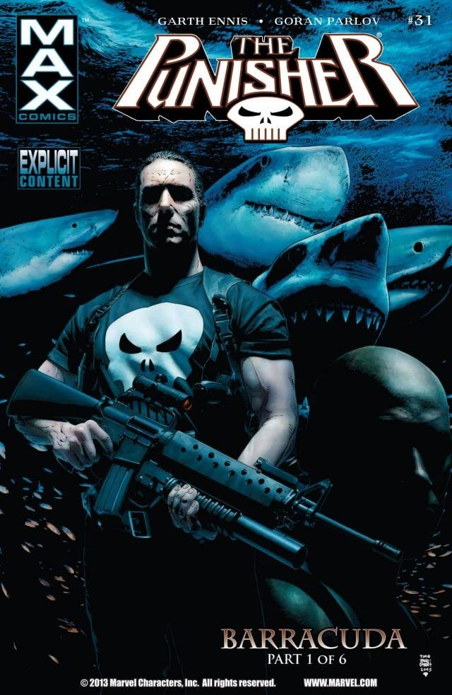 The Punisher (2004-2008) #31
