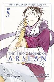 The Heroic Legend of Arslan Vol. 5