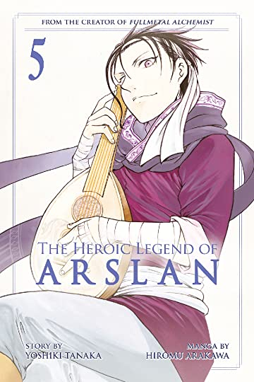 The Heroic Legend of Arslan Vol. 5