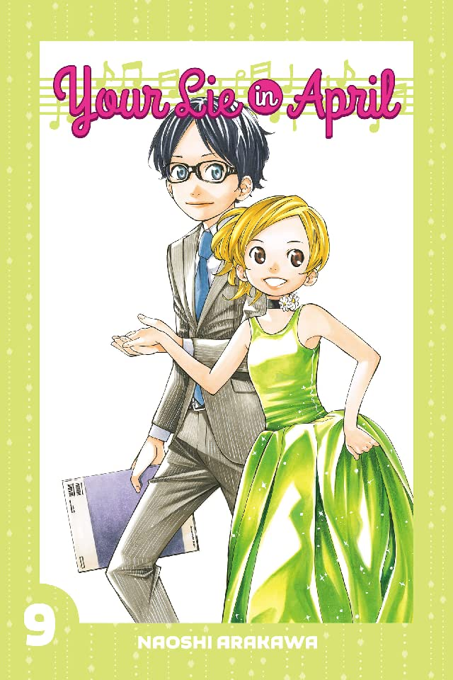 Your Lie in April Vol. 9