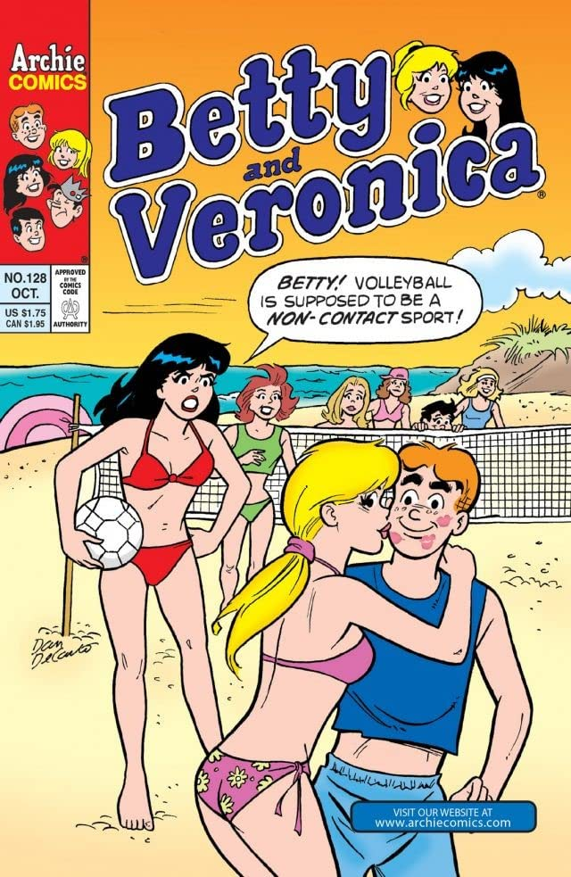 Betty & Veronica #128