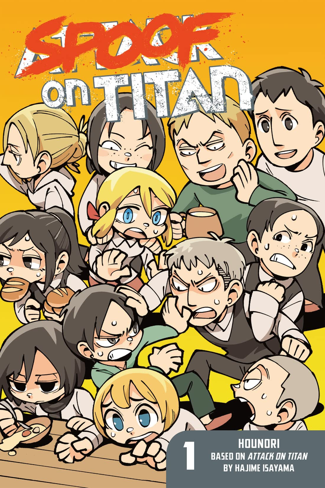 Spoof on Titan Vol. 1