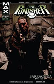 The Punisher (2004-2008) #35