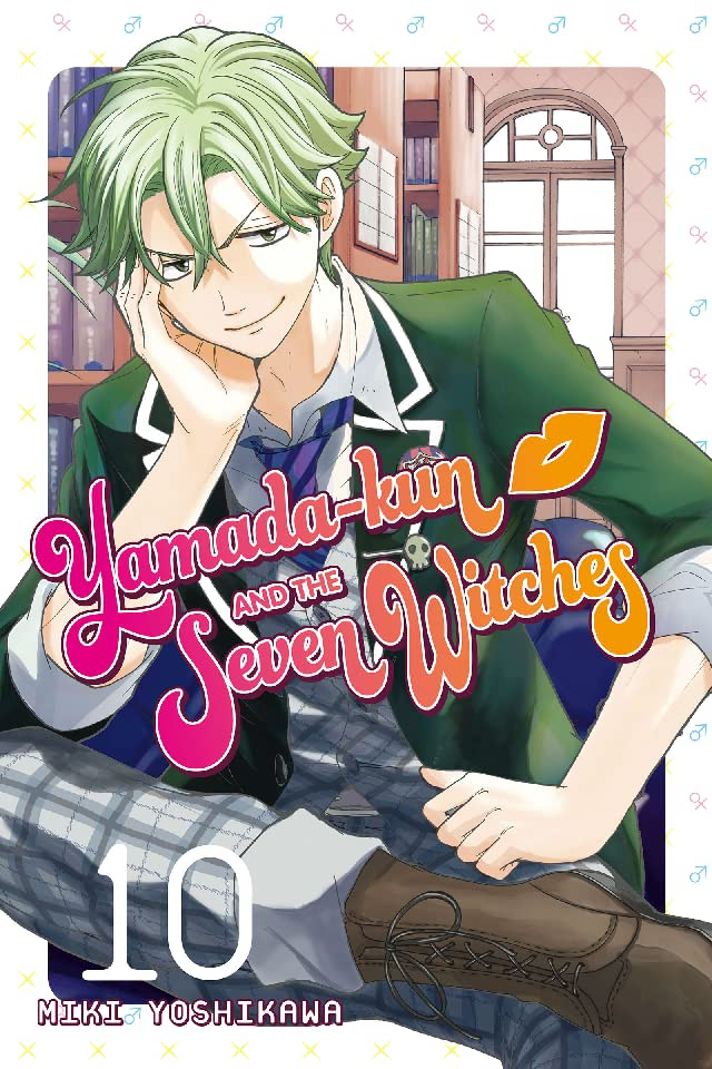 Yamada-kun and the Seven Witches Vol. 10
