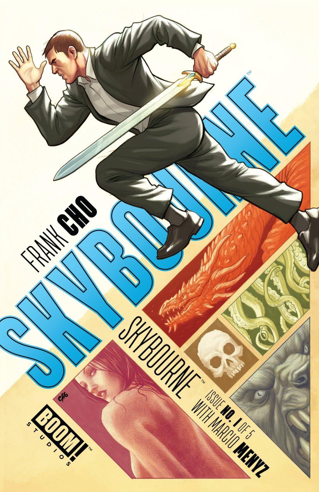 Skybourne #1 (of 5)
