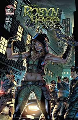 Robyn Hood #2 (of 5): Wanted