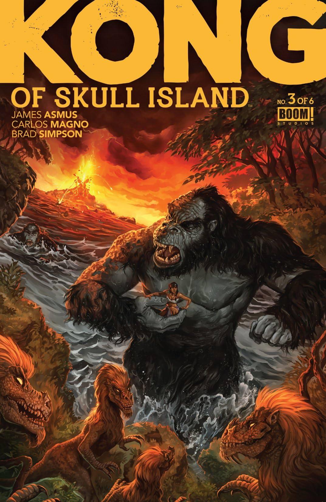 Kong of Skull Island #3